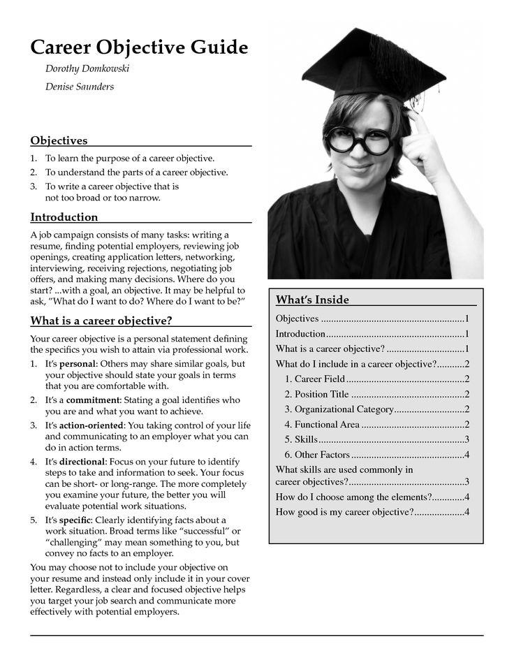 resume summary fresh graduate