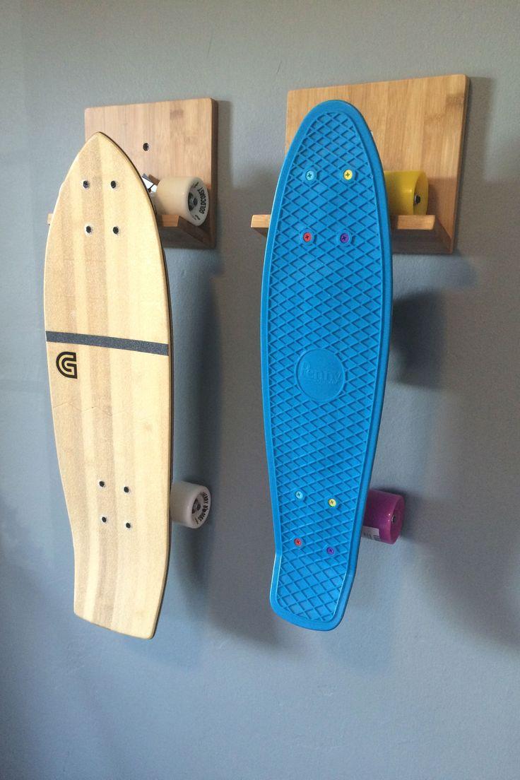 Vertical Skateboard ...