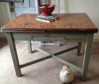 66 best images about Vintage enamel kitchen tables on ...