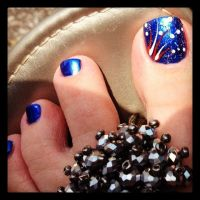 199 best images about Patriotic Nails on Pinterest | Nail ...