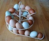 Spiral egg holder/dispenser   Know Your Food   Pinterest ...