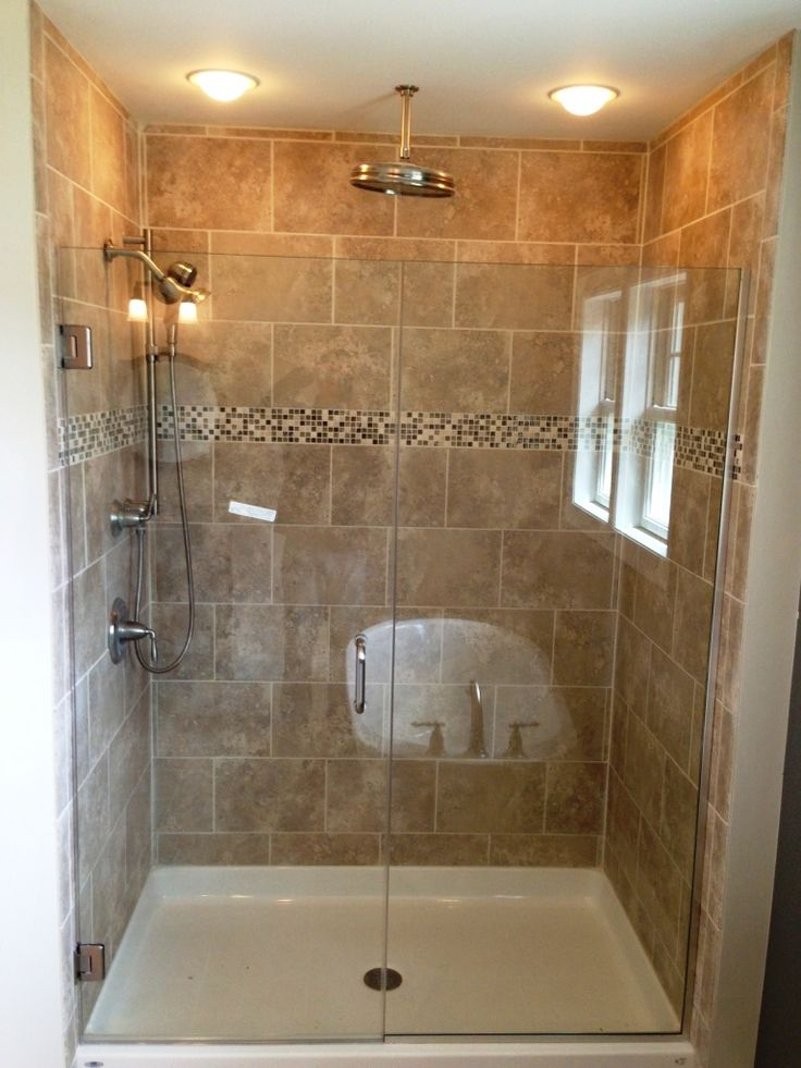 25+ best ideas about Standing shower on Pinterest