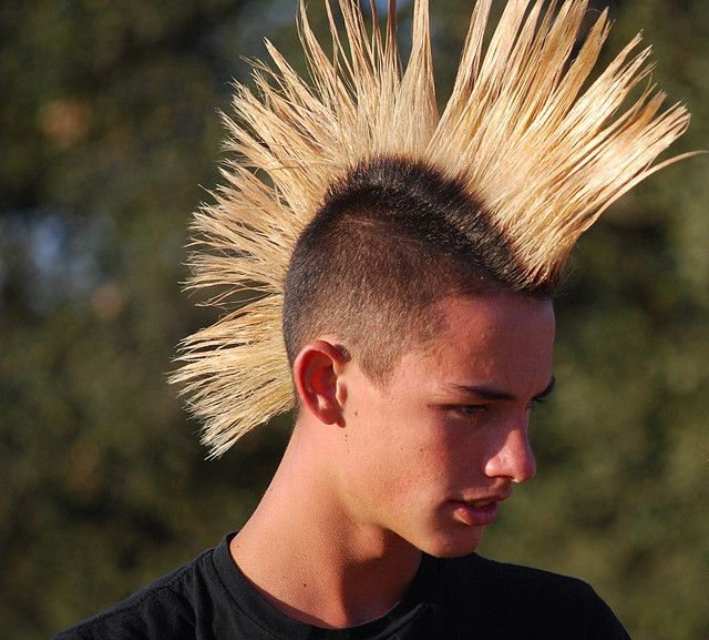 Awesome 45 wonderful ways to wear mohawk haircut find