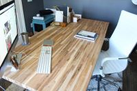 25+ best ideas about Butcher Block Desk on Pinterest ...