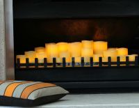 15 Must-see Fireplace Candle Holder Pins   Candle ...