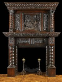 Best 25+ Antique Fireplace Mantels ideas on Pinterest ...