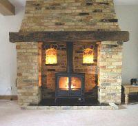 Top 25+ best Inglenook fireplace ideas on Pinterest | Wood ...