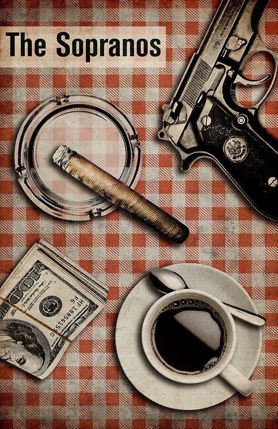 Breaking Bad Quotes Wallpaper The Sopranos Still Life Poster Alternative Film Poster Tv