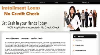 83 best images about Installment Loans No Credit Check on Pinterest | Payday cash loans, Payday ...