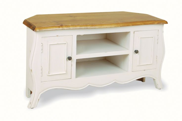 Lowboard Tv Diy Babette Tv Cabinet- New In - Shabby Chic Painted Provence