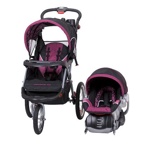 Best Infant Car Seat And Jogging Stroller Combo Found Our New Travel System Baby Trend Expedition Elx