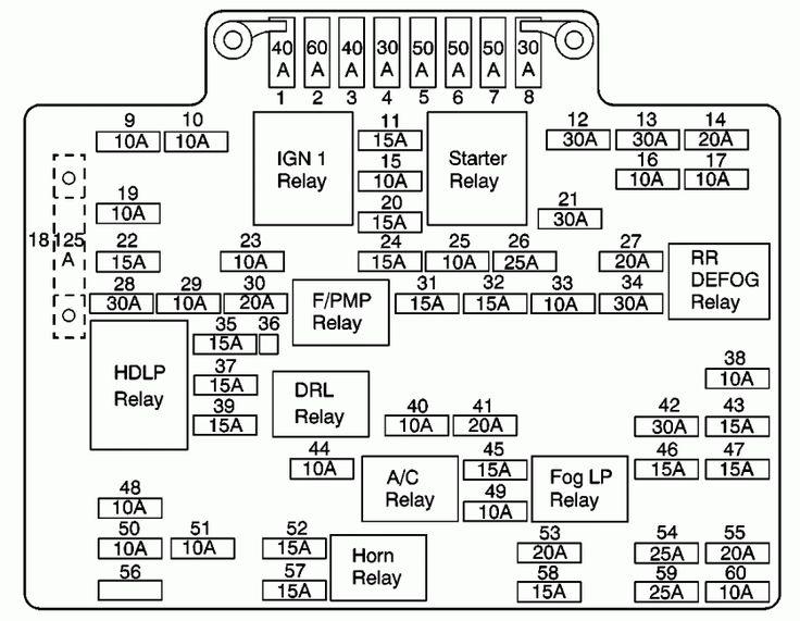 2007 chevy silverado trailer wiring diagram