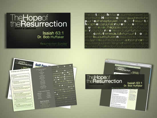 cool church bulletins