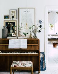 20+ best ideas about Upright Piano Decor on Pinterest ...