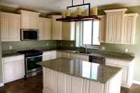 Cabinets by Lafata: Jamestown, Maple, Latte - Counter Tops ...