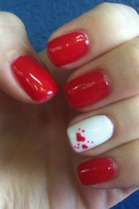 17 Best ideas about Valentine Nail Art on Pinterest ...