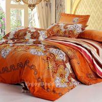 Orange Paisley Bedding Sets - EnjoyBedding.com | Apartment ...