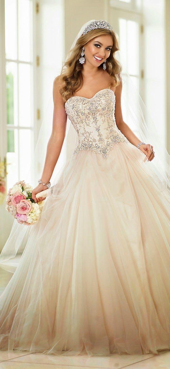 wedding dresses wedding dress corset top Best Wedding Dresses of