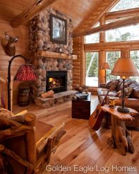 25+ best ideas about Log cabin furniture on Pinterest ...
