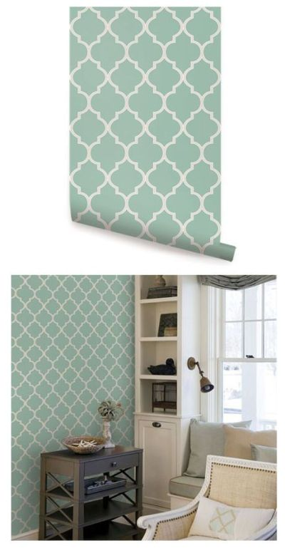 1000+ images about Peel And Stick Wallpaper on Pinterest | Wall decor, Two tones and Classic ...