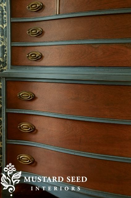 17 Best Ideas About Stained Dresser On Pinterest | Two Tone