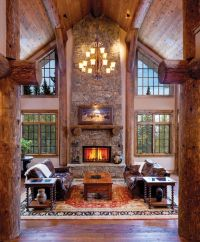 17 Best ideas about Log Cabin Houses on Pinterest | Log ...