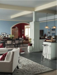 Sherwin-Williams Something Blue (SW 6800) | Paint Colors ...