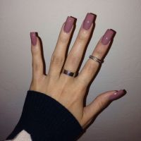 25+ Best Ideas about Solid Color Nails on Pinterest ...
