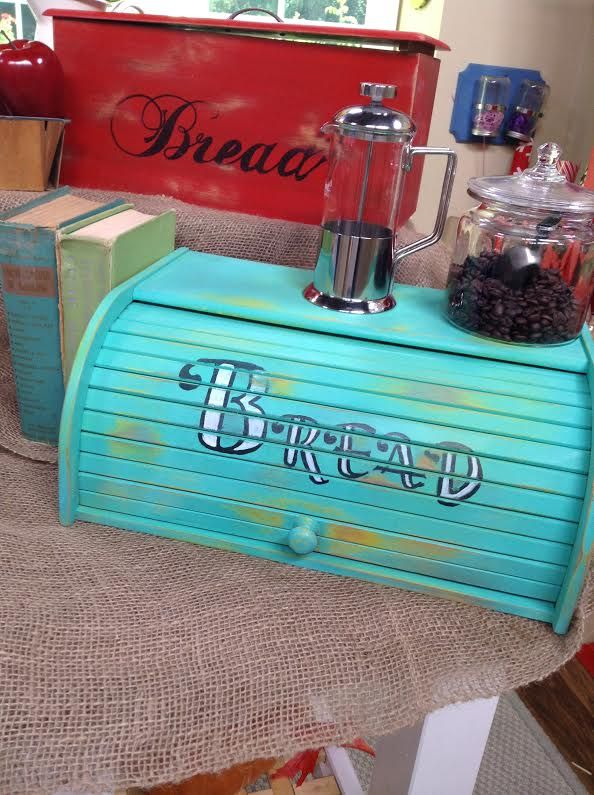 Diy Country Style Bread Boxes W Kennethwingard