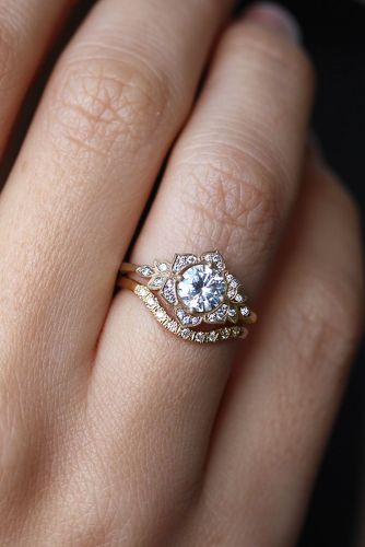 engagement rings unique cool wedding rings 25 Best Ideas about Engagement Rings Unique on Pinterest Unique wedding rings Wedding ring and Love shape