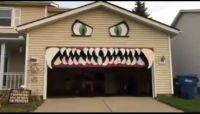 1000+ ideas about Halloween Garage Door on Pinterest ...