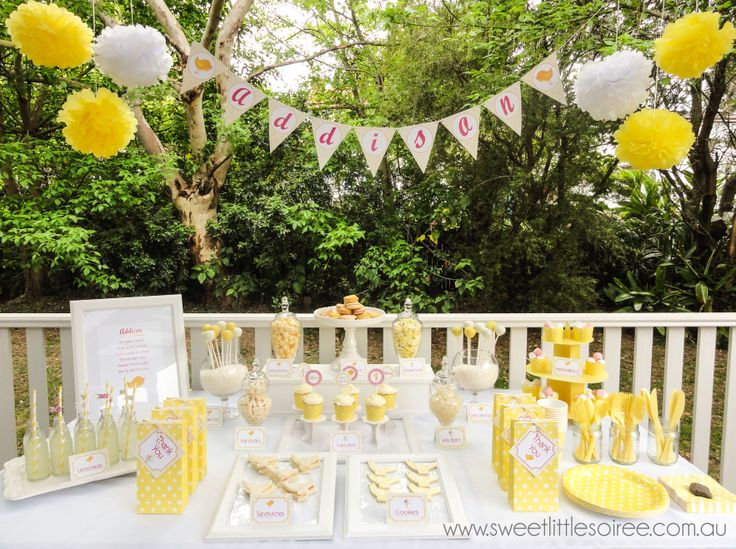 Decoration De Noel Exterieur Pour Collectivite Baby Shower Decoration Yellow And White