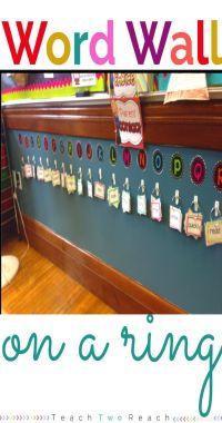 25+ Best Ideas about Word Walls on Pinterest | Classroom ...