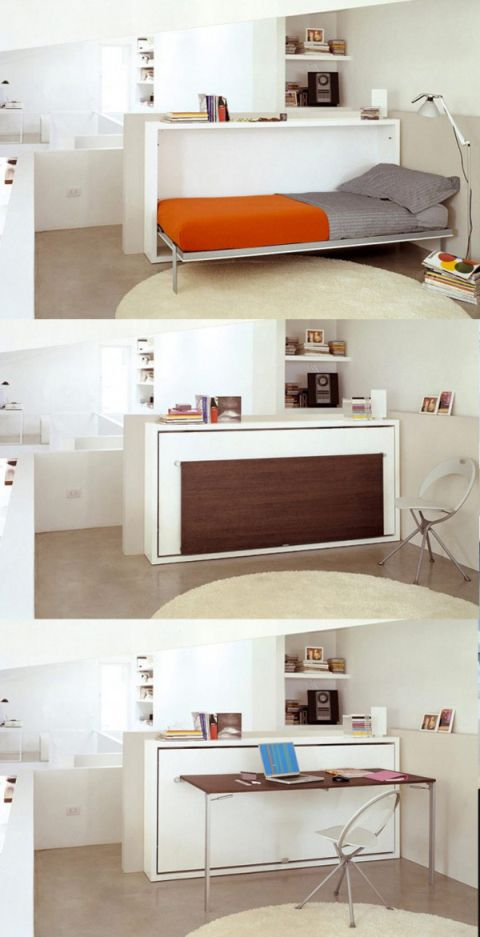 17 Best Ideas About Space Saving On Pinterest | Small Space