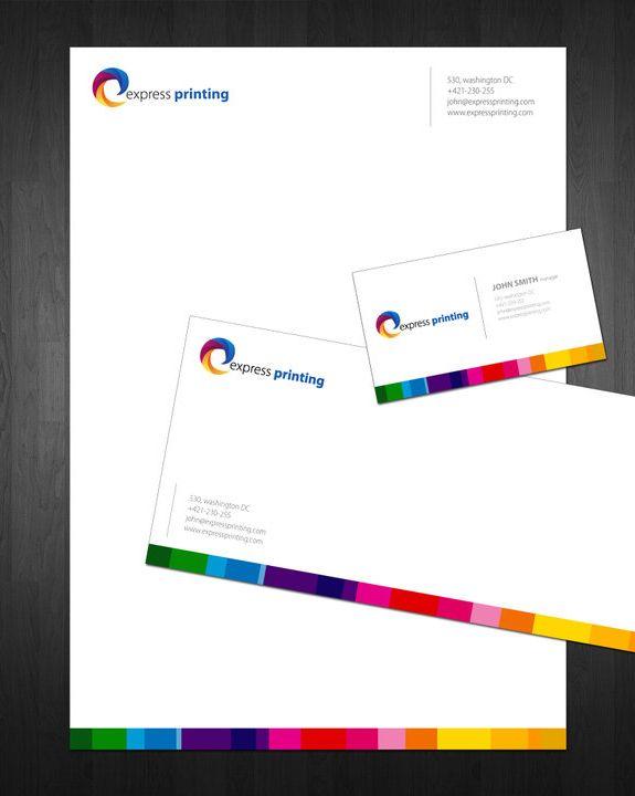 Letterhead Designs Business Letterhead Templates 17 Best Ideas About Letterhead Design On Pinterest