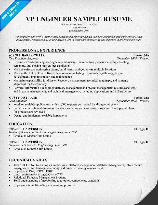 uh engineering resume templates ecoonnectuion
