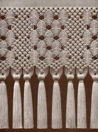 1000+ ideas about Macrame Knots on Pinterest   Macrame ...