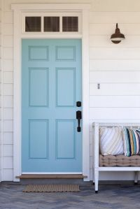 Best 25+ Blue front doors ideas on Pinterest | Blue doors ...