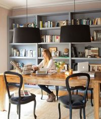 Top 25 ideas about Farmhouse Office on Pinterest | Modern ...
