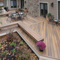 25+ best ideas about Ground level deck on Pinterest ...