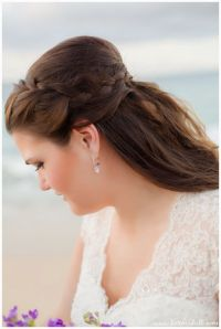 17 Best images about Bridal Hair Inspiration on Pinterest ...