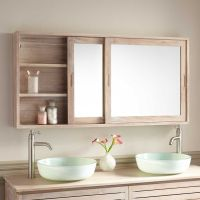 25+ best ideas about Bathroom Mirror Cabinet on Pinterest