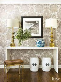 25+ best ideas about Foyer wallpaper on Pinterest ...