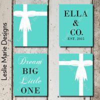 1000+ ideas about Tiffany Blue Nursery on Pinterest ...
