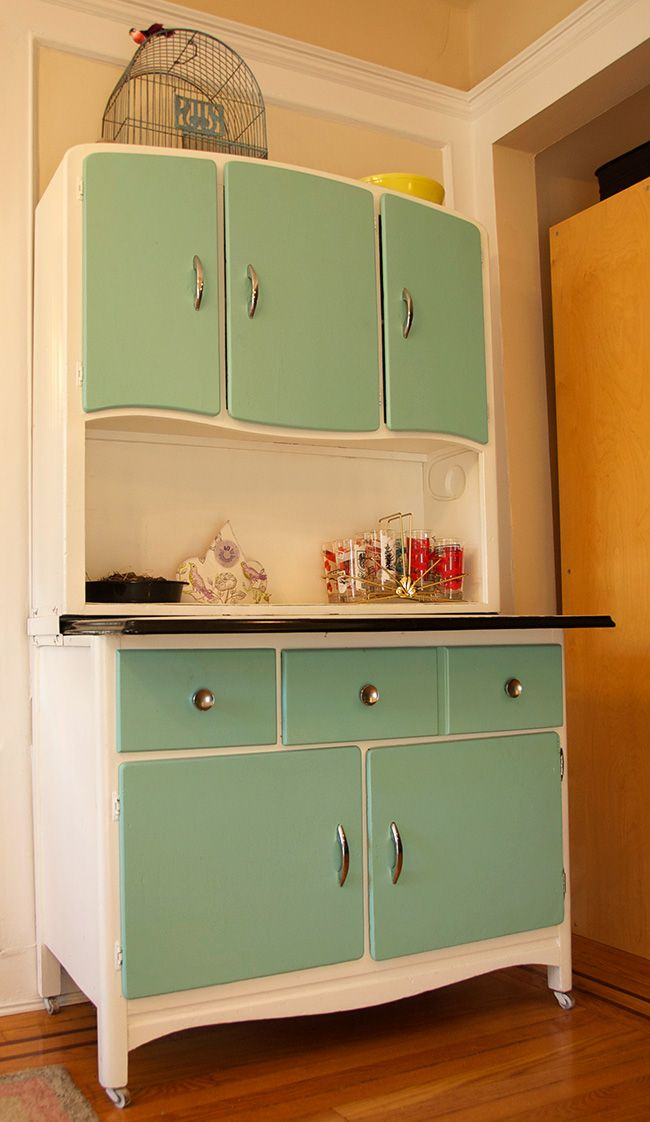Vintage Green Kitchen Cabinets 25+ Best Ideas About Vintage Cabinet On Pinterest