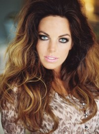 Long Ombre Hair / Brown and blonde hair / balayage ...