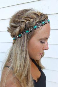 25+ best ideas about Headband hairstyles on Pinterest ...