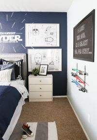 25+ best ideas about Star Wars Bedroom on Pinterest | Star ...