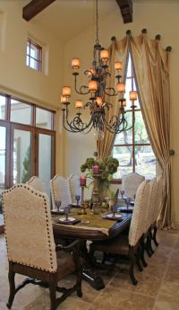 Best 25+ Tuscan curtains ideas on Pinterest