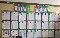 Wall of Fame idea. | Teaching Ideas | Pinterest | Wall of ...